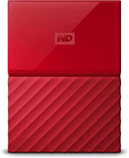 WD My Passport 2 TB Portable Hard Drive for PC