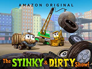 The Stinky and Dirty Show - Season 2