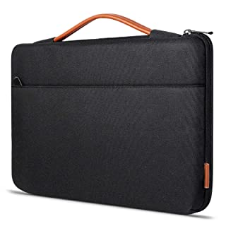 Inateck Shockproof Laptop Sleeve Case Briefcase Spill Resistant for 15-15.6 Inch Laptops