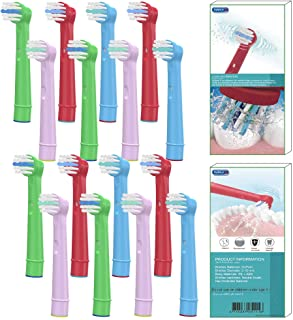 BYDPETE Toothbrush Heads for Oral B