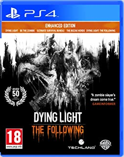 Dying Light The Following Enhanced Edition Video Game (PS4)