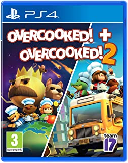 Overcooked Double Pack (PS4)