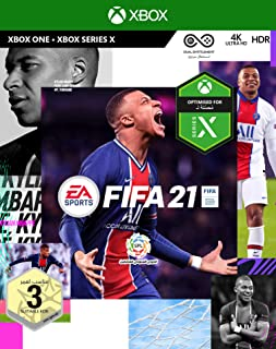 FIFA 21 (Xbox One/Xbox Series X) - UAE NMC Version