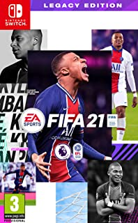 FIFA 21 Legacy Edition (Nintendo Switch) - International Version