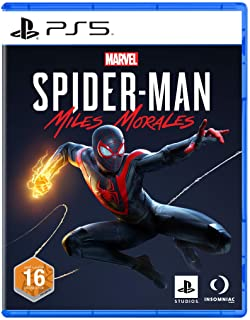 Spider-Man: Miles Morales (PS5) - UAE NMC Version
