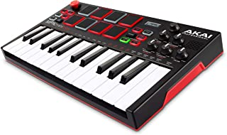 Akai Professional MPK Mini Play | Standalone Mini Keyboard & USB Controller With Built In Speaker