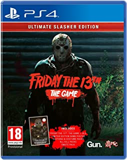 Friday The 13th Ultimate Slasher Edition PS4