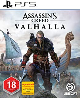 Assassin's Creed Valhalla (PS5) - UAE NMC Version