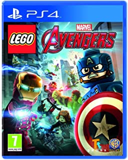 LEGO Marvel Avengers by WB Games (PS4 REGION 2)