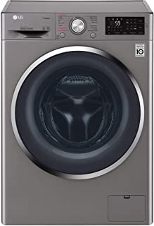 LG 8Kg Washer & 5 Kg Dryer 1400 RPM Washer Dryer