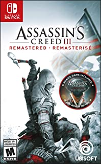 Assassins Creed 3 Remastered Nintendo Switch (Nintendo Switch)