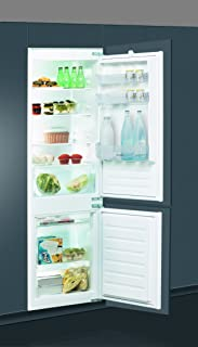 Indesit 275 Liters Built In Fridge Freezer with Automatic defrost process IB-7030A1DUK