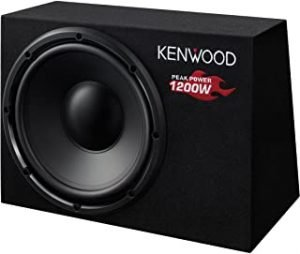 Kenwood KSC-W1200B 300mm 1200W Subwoofer