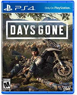 Days Gone Playstation 4 by Bend Studio