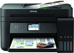 Epson EcoTank L6190 Print/Scan/Copy/Fax Wi-Fi Tank Printer