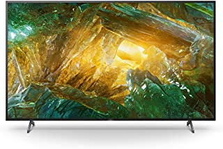 Sony BRAVIA 55 inch X80H Series 4K UHD HDR Smart Android TV with Google Assistant Voice Search