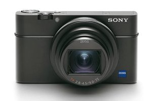 Sony RX100 VI Black Digital Camera