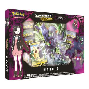 Pokemon TCG Champions's Path Marnie Special Collection Box