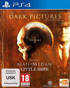 The Dark Pictures Anthology Little Hope - PS4