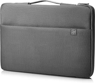"""HP 1PD67AA Self-Repairing Zippers-Reliable 15 Notebook Case 39.6 Cm (15.6"""") Sleeve Black"""