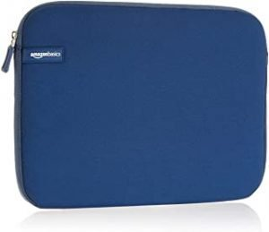 AmazonBasics 11.6 Inch Laptop Tablet Sleeve Case - Navy