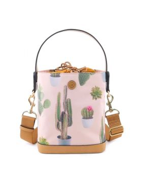 TWELVElittle - Insulated Bottle Bag - Cactus