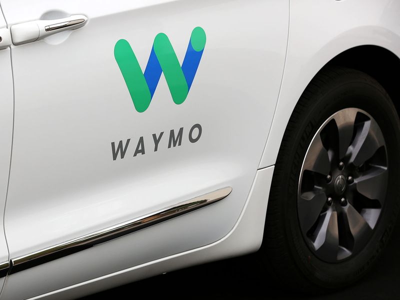 Waymo says the company for now will offer only rides in driverless cars.