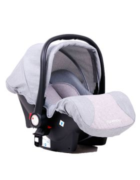 Cynebaby Safety Car Seat with Stroller Adaptor - Gray