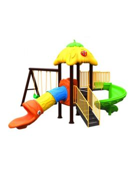 XT Outdoor Play Set For Kids - Multicolor