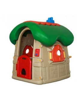 Xiangyu kids plastic mushroom school playhouse