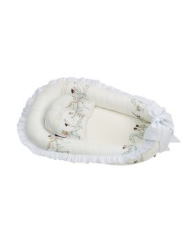 Monnet Baby White Magic Parade Sleeping Cocoon