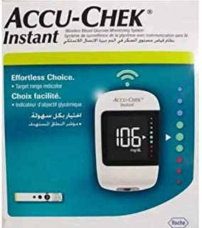 accu-chek instant monitoring system