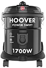 Hoover Power Swift Tank Vacuum Cleaner Black HT85-T0-ME