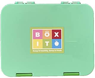 Box it Bento Snack or Lunch Box for Kids and Adults