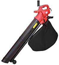 HYLAN 3000W Corded Electric Garden Leaf Blower and vacuum cleaner
