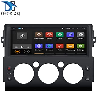 Car Multimedia Player - Android 9.0 Octa Core 4GB RAM Car GPS Player Radio Stereo For for Toyota FJ Cruiser 2006-2019 GPS Navigation Car Radio Stereo WIFI (Android 9.0 PX5 4-32 Eight Core)