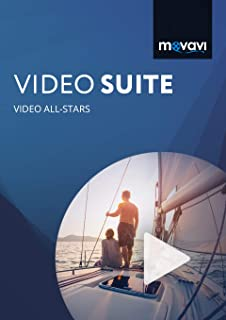 Movavi Video Suite 2021 Lifetime 1 PC Software Email Delivery (No CD )