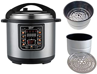 Wtrtr 6 Liters stainless steel electric pressure cooker Electric Pressure