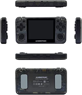 RG350P Retro Game Console 3.5inch IPS Screen HD Video Game Player Portable Pocket Handheld Game Player Open Source System