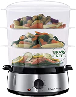 Russell Hobbs Cook At Home Food Steamer