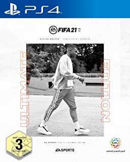 FIFA 21 Ultimate Edition (PS4/PS5) - UAE NMC Version