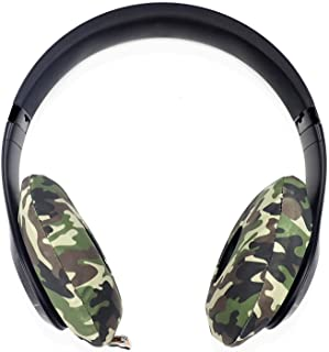 EARFIT Performance Stretchable washable Fabric Sweat Proof- Protective Headphone Covers - Protects Most Of Headphones Makeup Resistant - Gym
