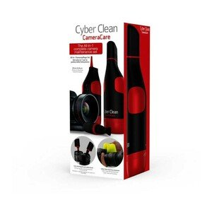Cyber Clean Complete Set Camera Cleaner with 110G Compound