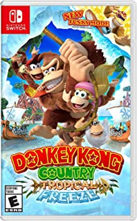 Donkey Kong Country Tropical Freeze Nintendo Switch by Nintendo