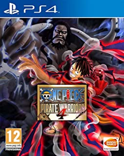 ΟΝΕ PIECE PIRATE WARRIORS 4 (PS4)
