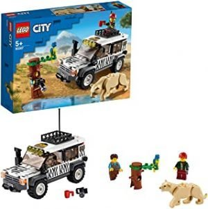 LEGO 60267 City Great Vehicles Safari Off-Roader