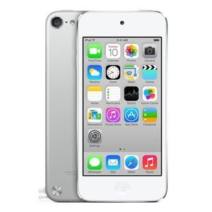Apple iPod Touch 6th Generation with FaceTime Silver 32GB