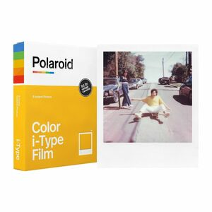 Polaroid Color Film for I-Type Double Pack