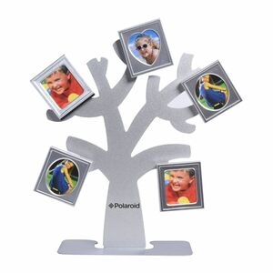 Polaroid 2X3 Frame Tree for Instant Camera Silver