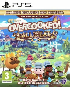 Overcooked!All You Can Eat - PS5